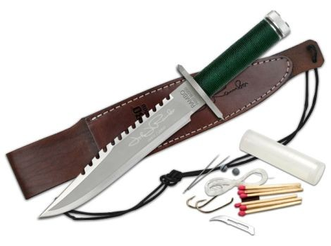 cuchillo master cutlery rambo i edici n limitada compra online. Black Bedroom Furniture Sets. Home Design Ideas