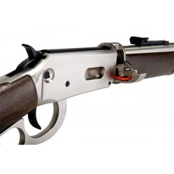 Carabina Walther Lever Action Steel Finish (Réplica Winchester) Co2