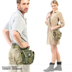 Bandolera Pernera Maxpedition Thermite Versipack Khaki