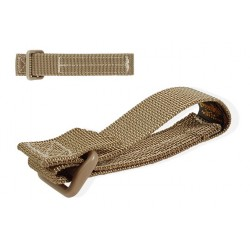 "Maxpedition Tactie straps 3"" Khaki 4 Unidades"