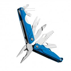 Alicate Multiusos Leatherman Leap Azul