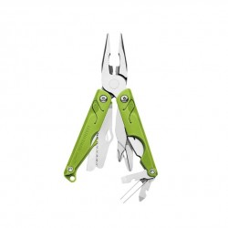 Alicate Multiusos Leatherman Leap Verde