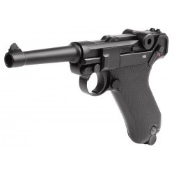 Pistola Legends P08 Blowback Co2 Full Metal