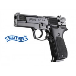 "Pistola Walther CP88 4"" Co2 Full Metal"