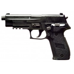 Pistola Sig Sauer P226 ASP Blowback Co2 Full Metal