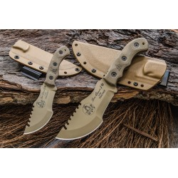 Cuchillo Tops Tom Brown Tracker Tan