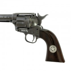 "Revolver Colt SAA .45 US Marshal (Edicion Limitada) 7,5"" Co2 - 4,5 mm BBs"