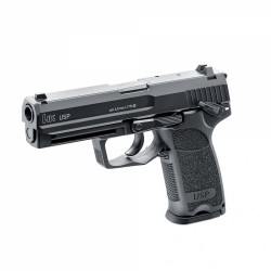 Pistola H&K USP Blowback Co2 4,5mm BBs