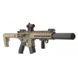 Carabina Sig Sauer MCX ASP FDE + Red Dot 4,5 mm
