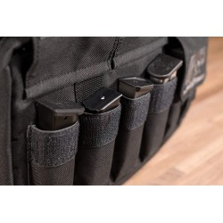 Funda Arma Corta Smith & Wesson Pro Tac Handgun Case Double