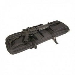 Funda Swiss Arms Doble Carabina 85 cm Negro
