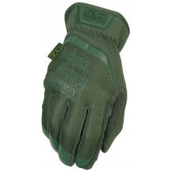 Guantes Mechanix Tactical Fastfit Verde
