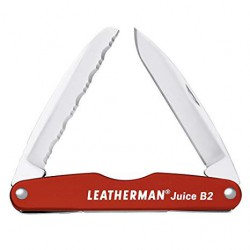 Leatherman - Navaja Multiusos Juice B2 Naranja