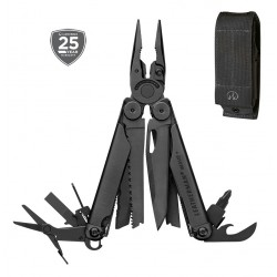 Alicate Multiusos Leatherman Wave + Negro