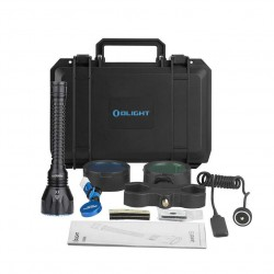Linterna Olight Javelot Pro 2100 Lumens Recargable con Kit Caza
