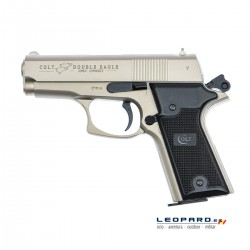 Pistola Colt Double Eagle Combat Commander 9mm Niquel