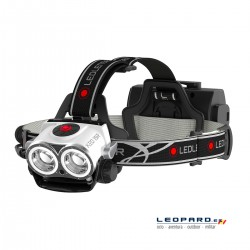 Linterna frontal Led Lenser KIT XEO19R Blanca
