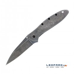 Kershaw Leek Framelock A-O BlackWash
