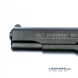 Pistola Detonadora Colt Government 1911 A1 9 mm