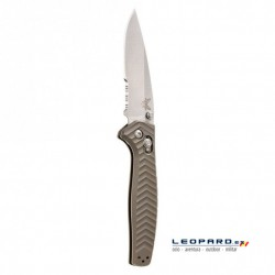 Benchmade Anthem 781S Drop Point Filo Mixto