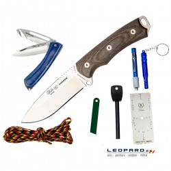 Cuchillo Chaman Kit Plus Katex Marrón
