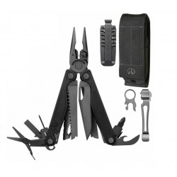 Alicate Multiusos Leatherman Charge + Negro