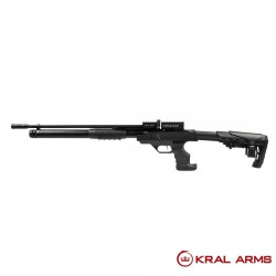 KRAL PCP Puncher Rambo Pump Action 5,5 mm