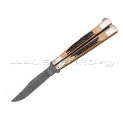 Bear & Son Butterfly India Stag Bone