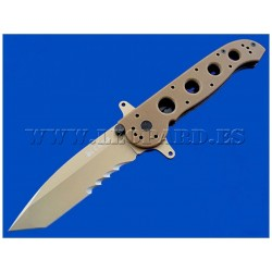 CRKT M16 Big Dog Special Forces Desert G-10